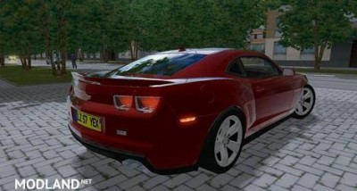 Chevrolet Camaro ZL1 [1.3.3], 4 photo